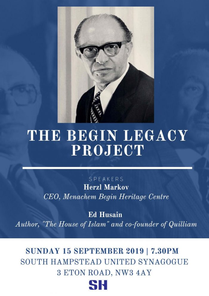 The Begin Legacy Project