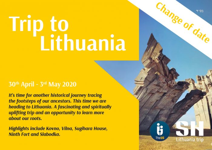Trip to Lithuania